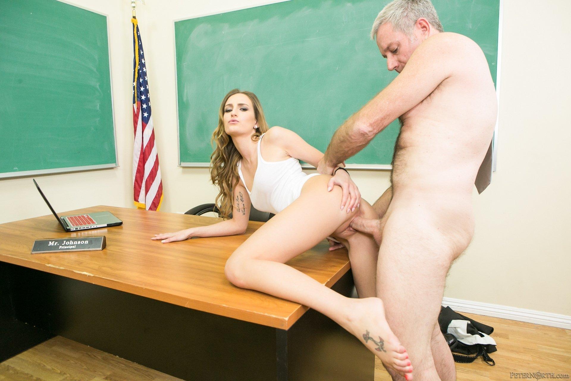 Hot Teacher Ass Fucking