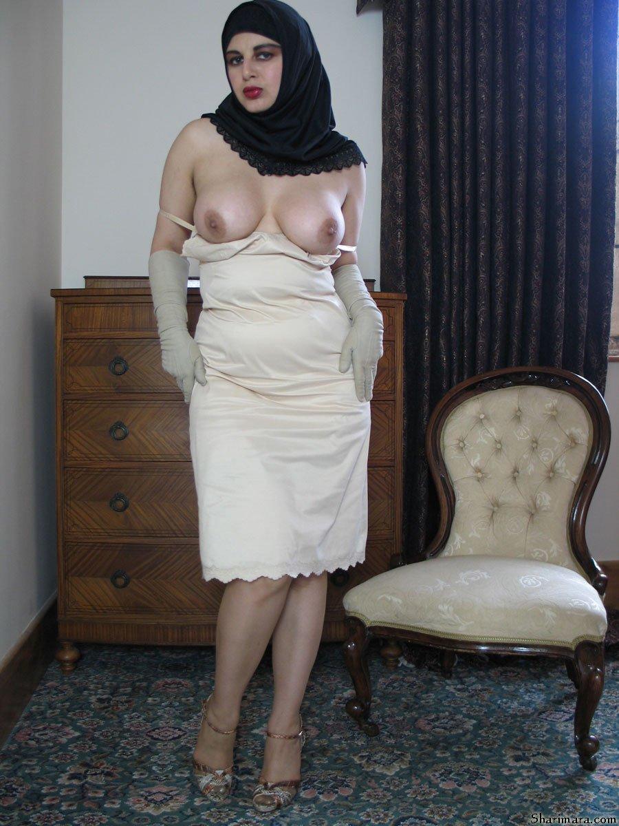 Hot arab mature