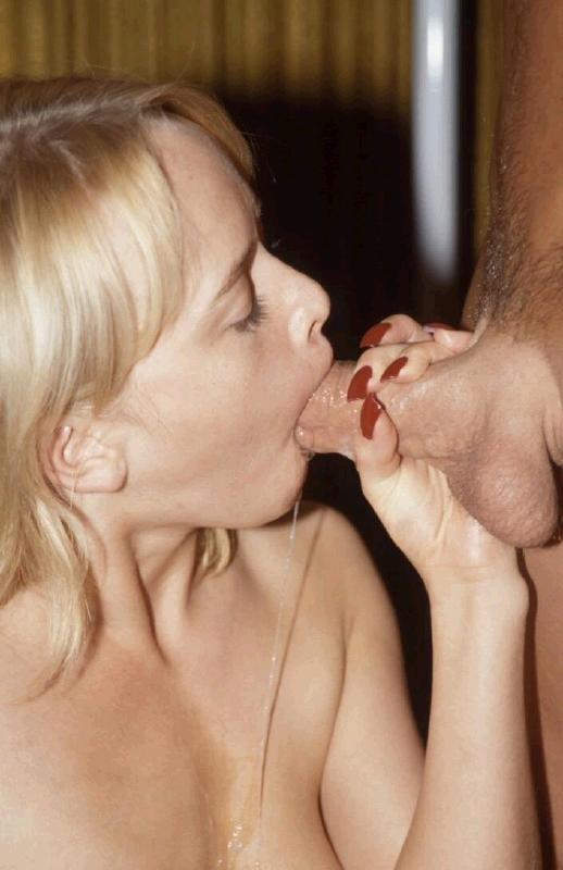 Ретро фото ебли, отсоса и наслаждения спермой на лице