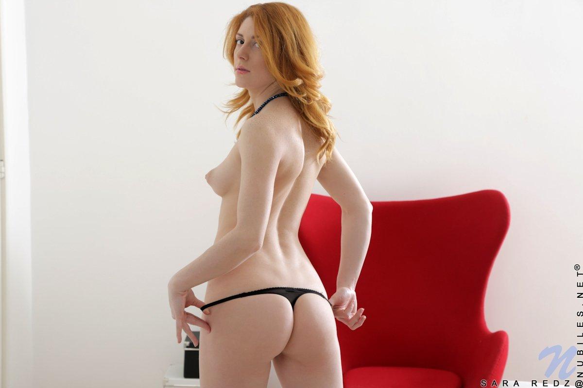 Русская рыжая порнозвезда