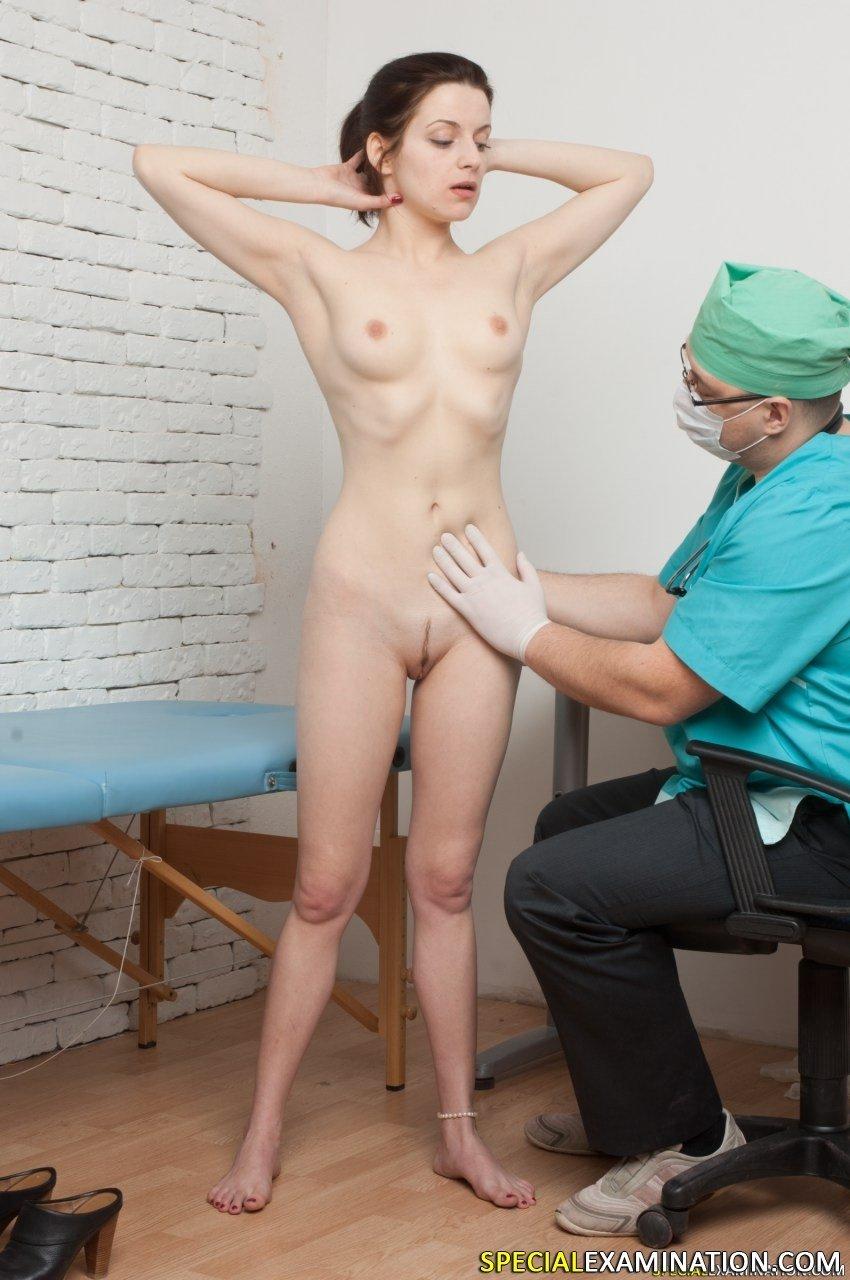 Naked Medical Examination