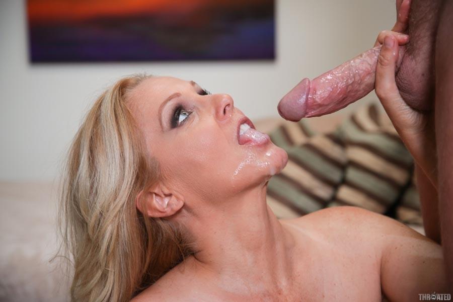Julia facial porn