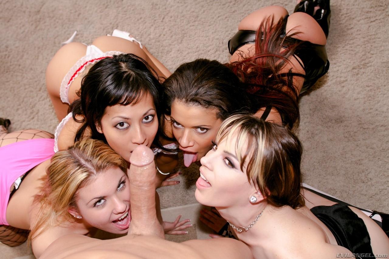 Vanessa Lane, Gianna Michaels, Alexis Silver, Dana Dearmond, Lexi Bardot, Tia Sweets, Aubrey Addams - Галерея 3361341