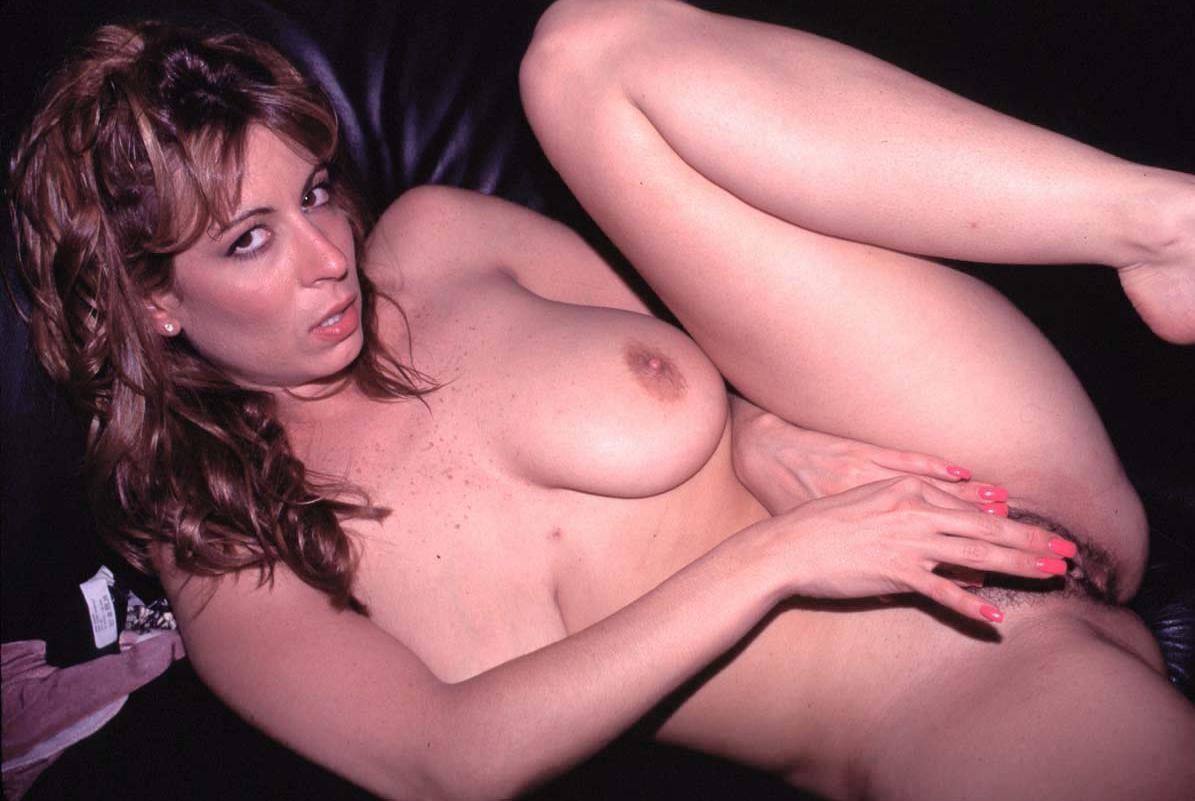 Christy canyon cumshot on big tits
