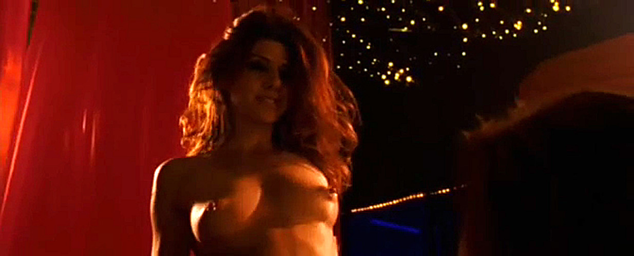 Naked Marisa Tomei In The Tonight Show With Jay Leno Ancensored
