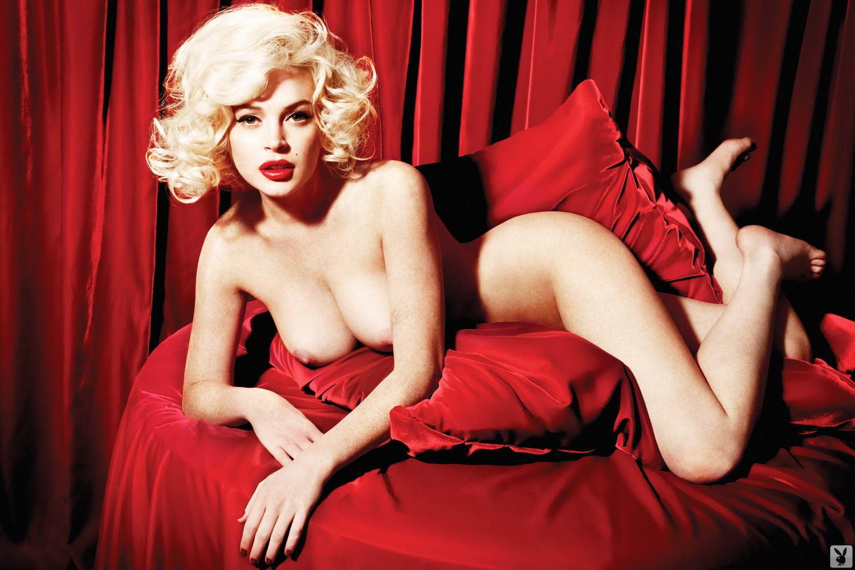 Lindsay lohan nude pic