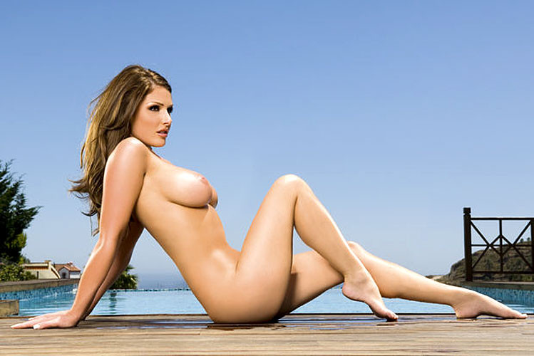 Lucy pinder fully naked