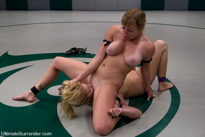 Wrestling porn photo