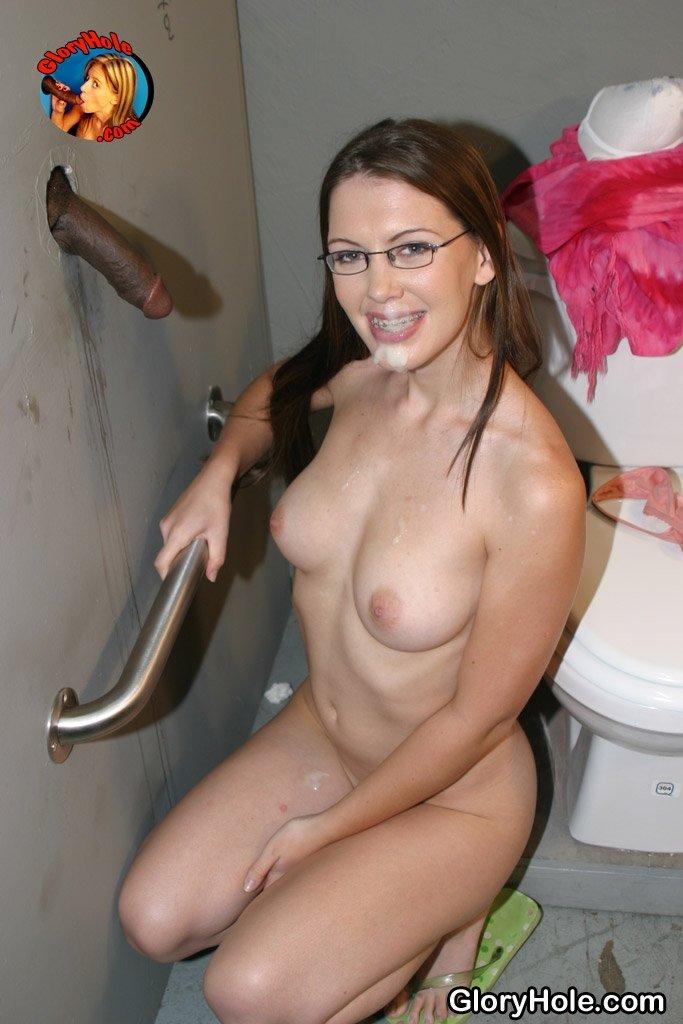 Туалетная минетчица