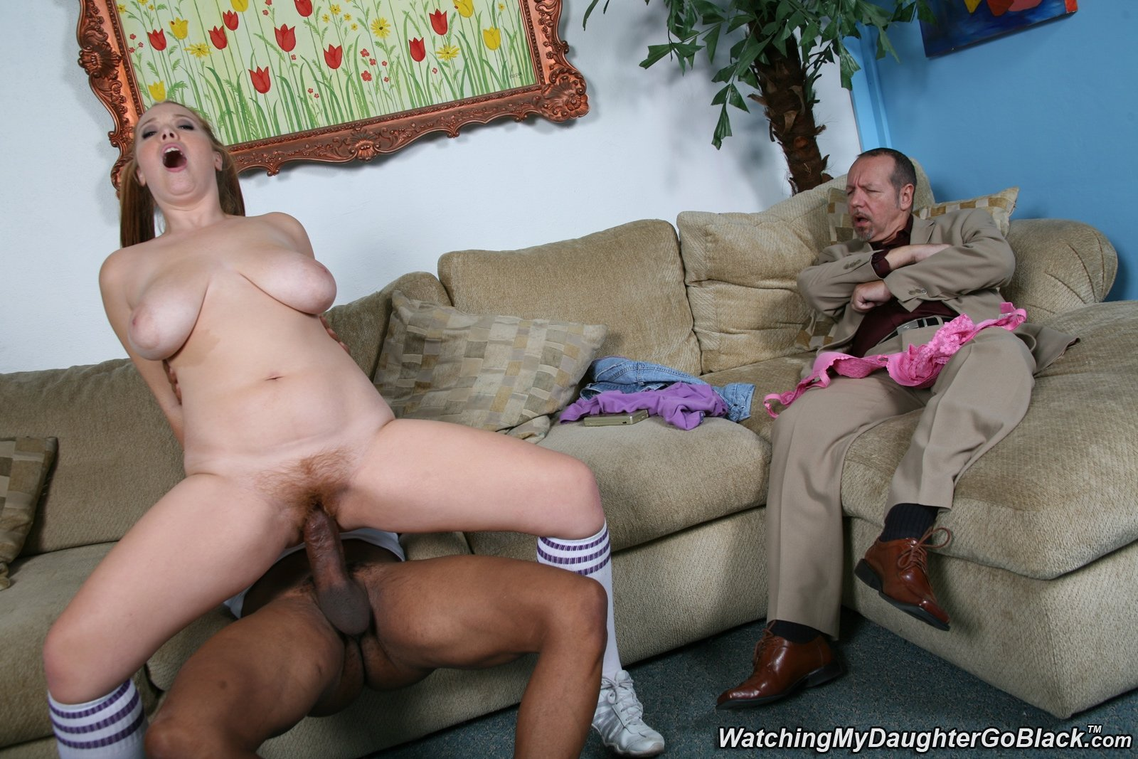 Let my wife fuck my dad