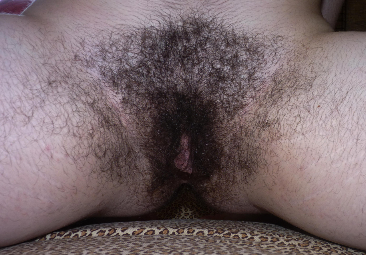 Milf with very hairy pussy loves to be fucked