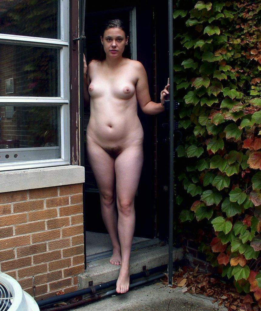 Neighbor naked photo