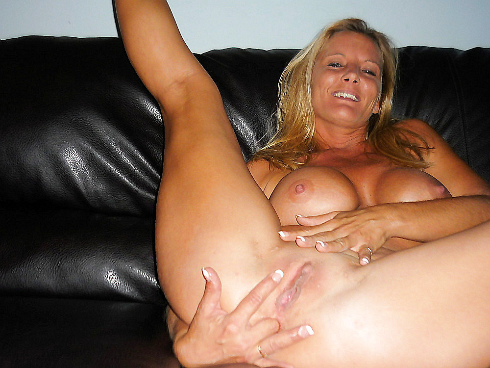 Big tits lesbian threesome