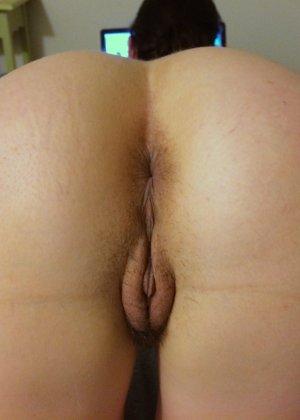 Миранда сфотографировала пизду до бритья и после