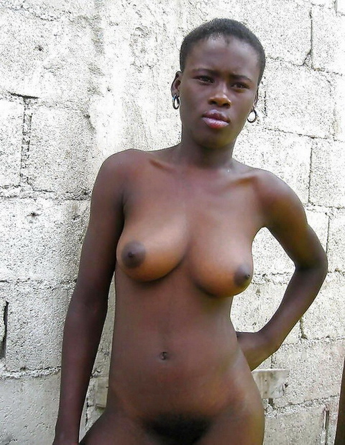 Free Girl Naked African Women