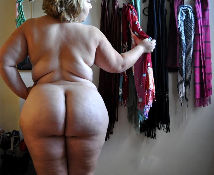 Big ass chubby mature fuck