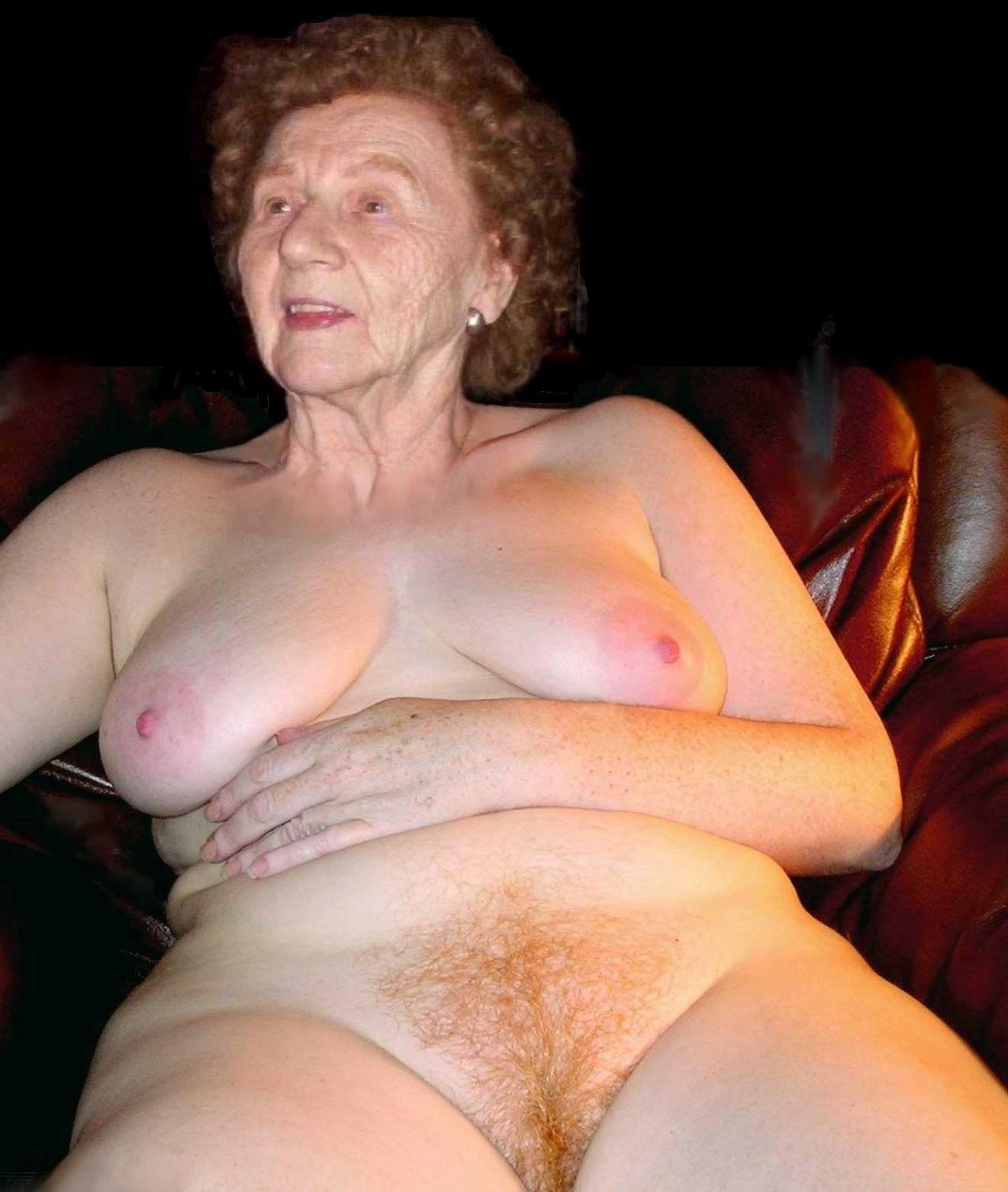 Older lady nude pics