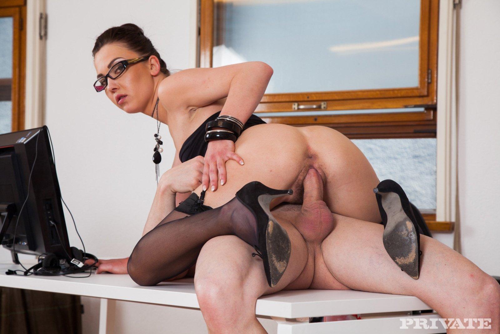 Office secretary sex