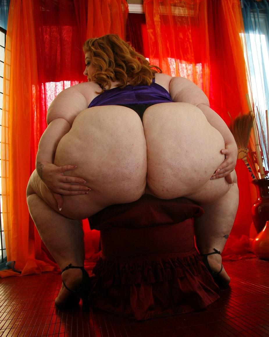 Big fat ssbbw