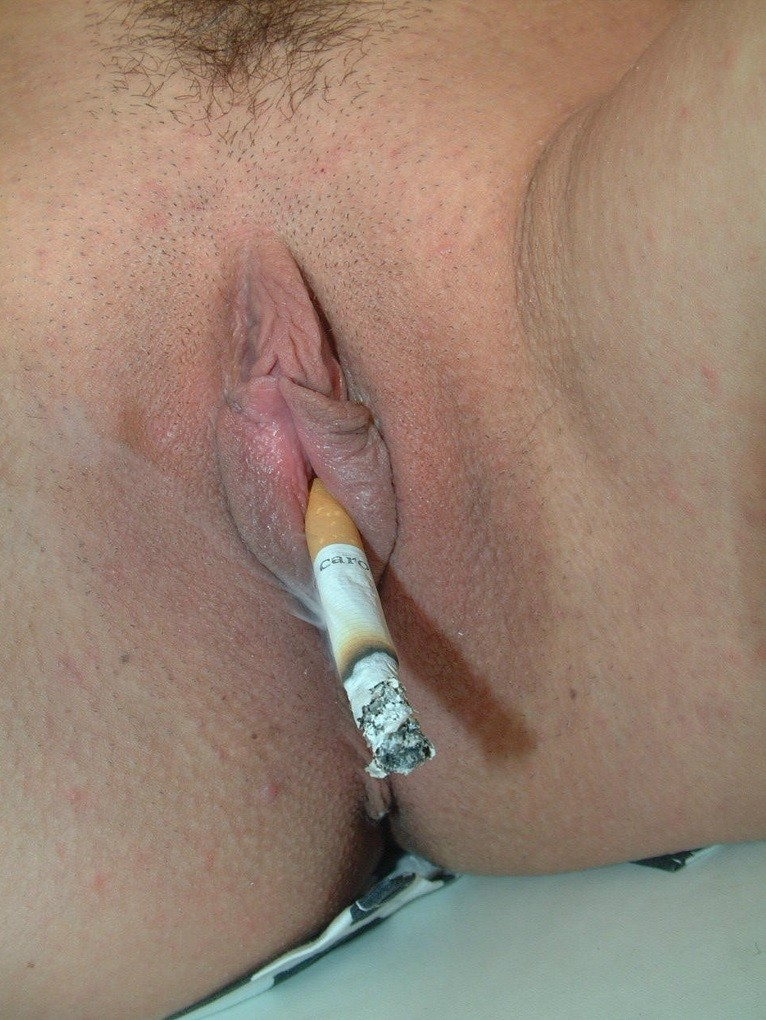 Women are putting cigar