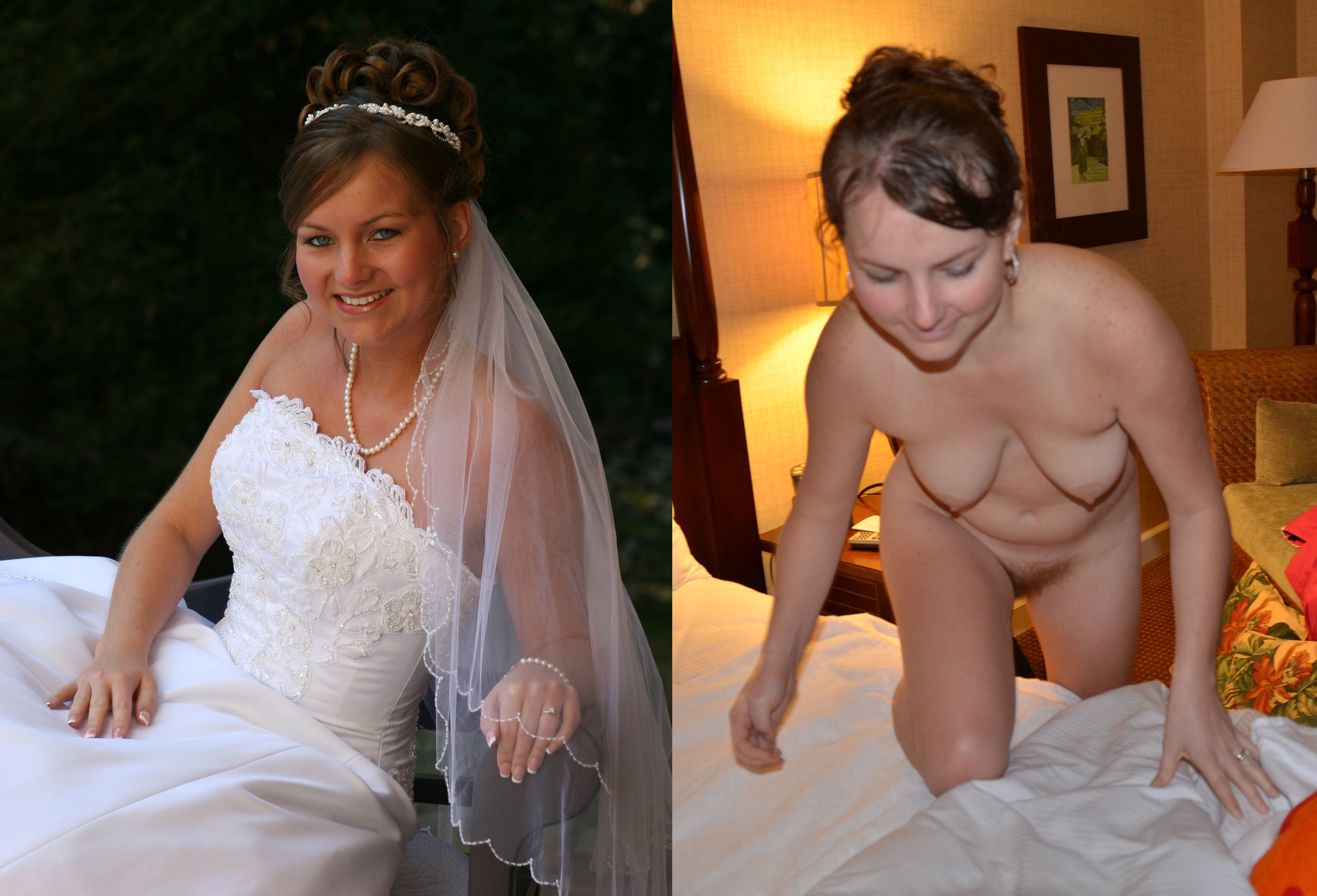 Amature bride sex