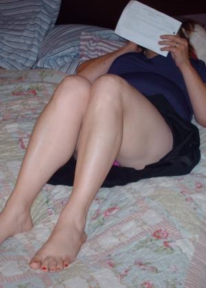 Интимные фото жены