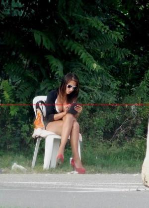 Реальные проститутки с трассы