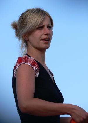 Пизда женщины на нудистском пляже