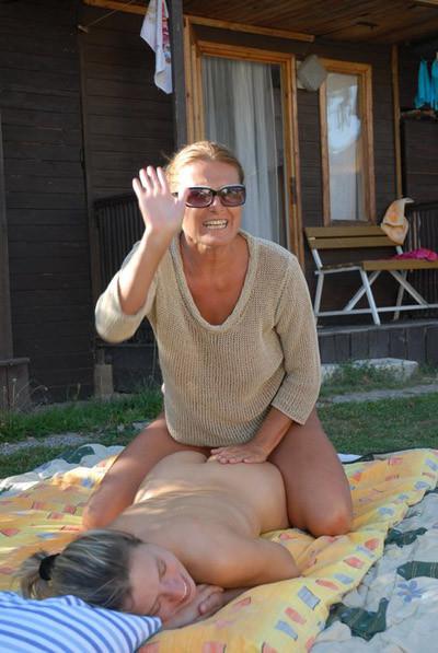 Групповые фото голых женщин и не только