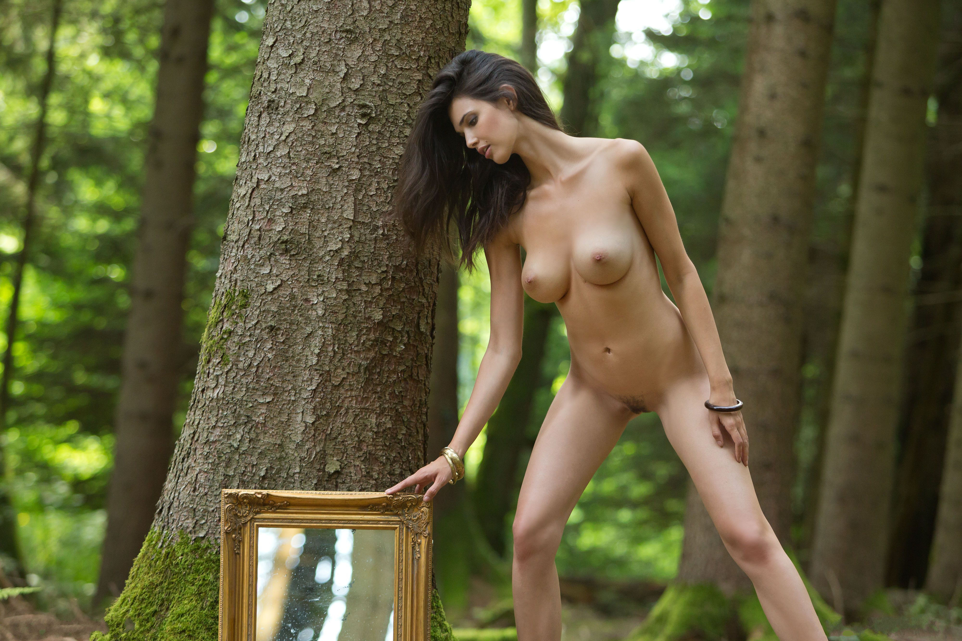 Tumblr Nude Girls Forest