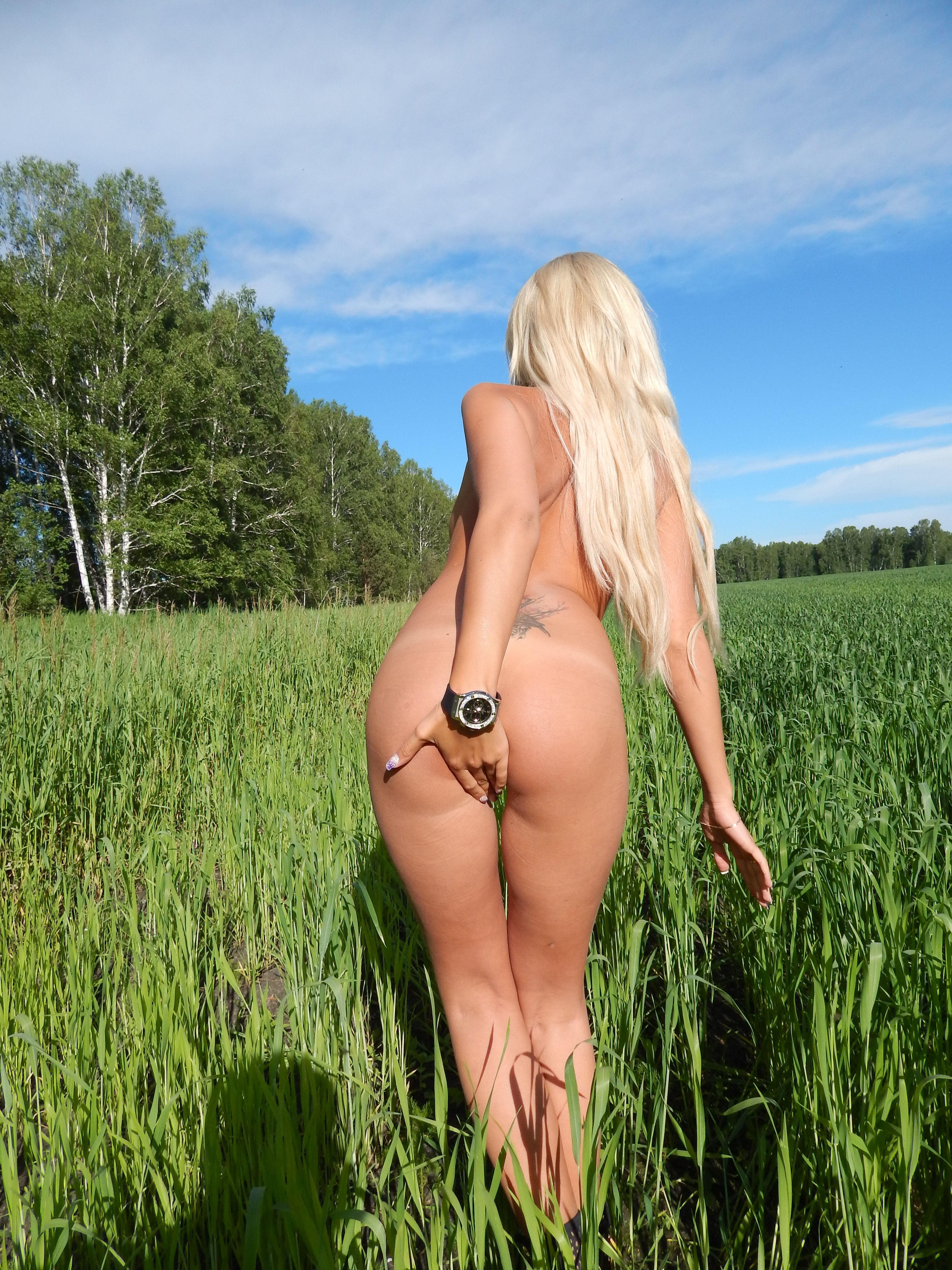 Русские Обнаженные Блондинки