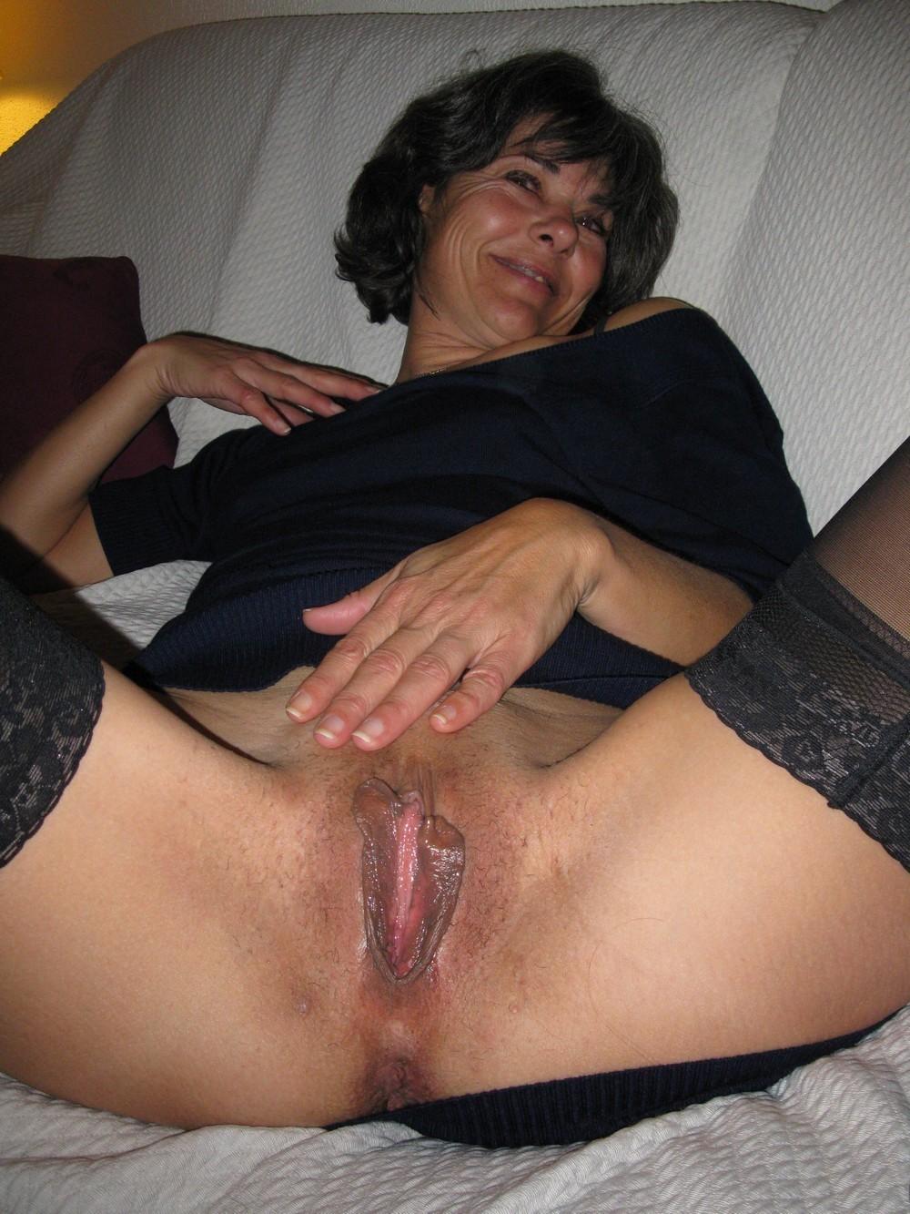 Клитор Зрелой Женщины Порно Фото