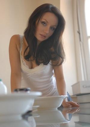 Красавица Карла Браун