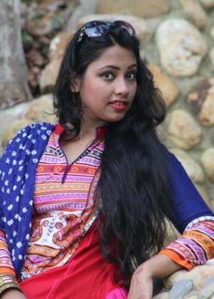 Телочка из Бангладеша