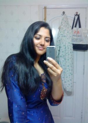 Милая индианка