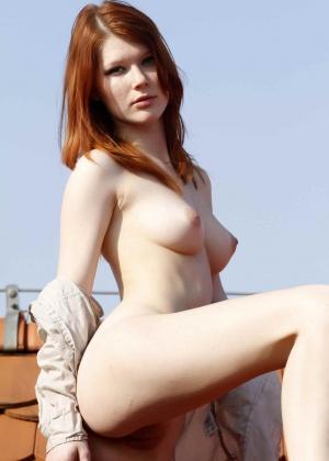Эро фото рыжих женщин - подборка 001