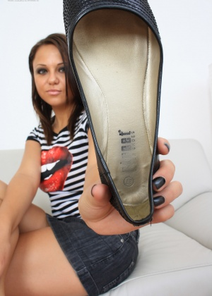 Сперма на ножках в обуви на каблуках - подборка 000