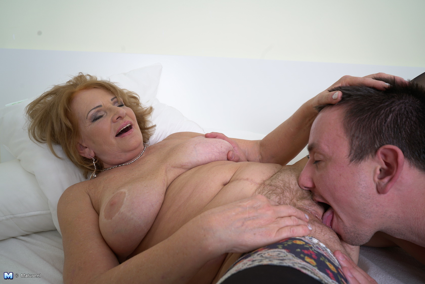 Mature pussy eaters