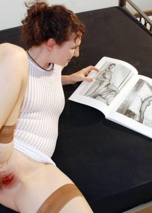 Женщины тоже смотрят порно - подборка 003