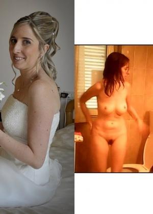 Засветы невест - подборка 021