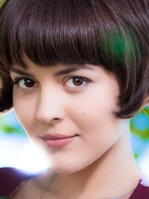 Женщины с короткими волосами - подборка 005