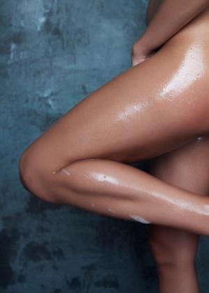 Голые женщины в ванной - подборка 005