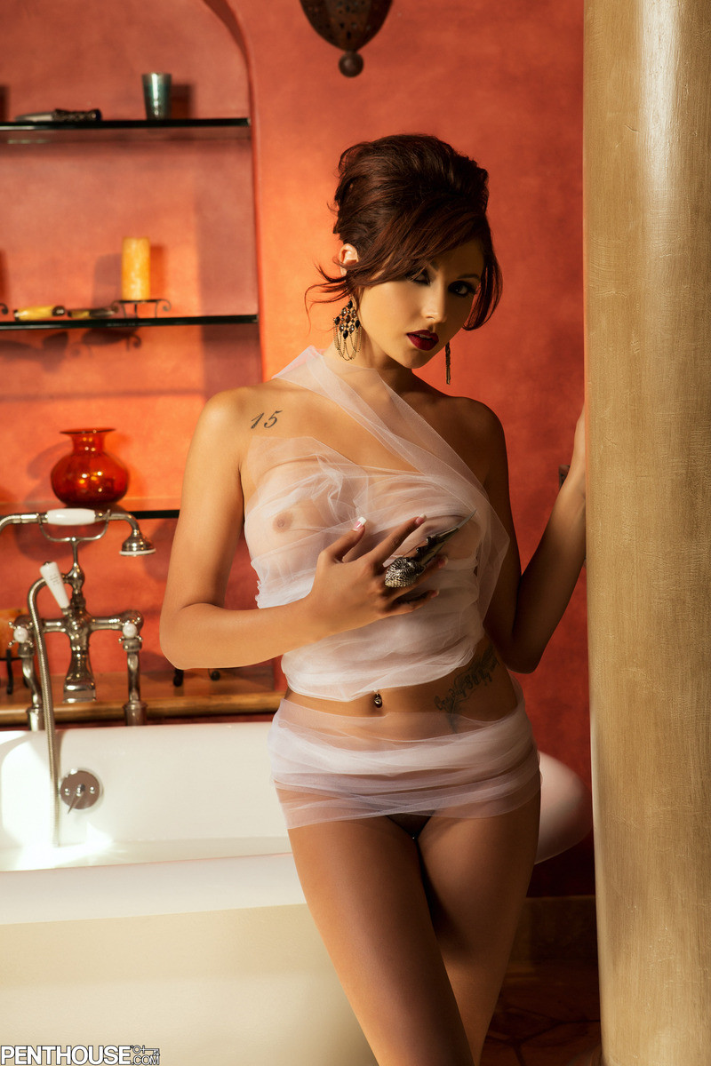 Ariana Marie - В ванной - Галерея № 3436859
