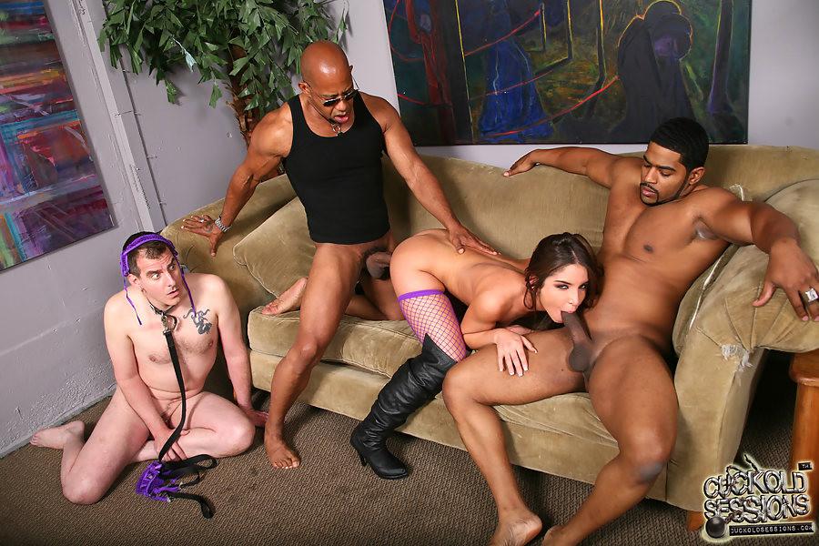 Giselle Leon - Большие черные члены - Галерея № 3208942