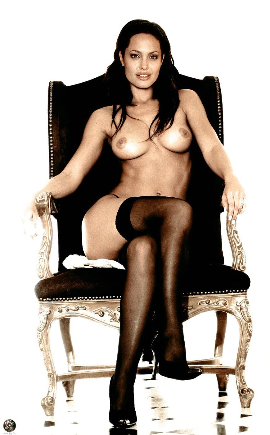 Angelina jolie jennifer aniston bondage fakes