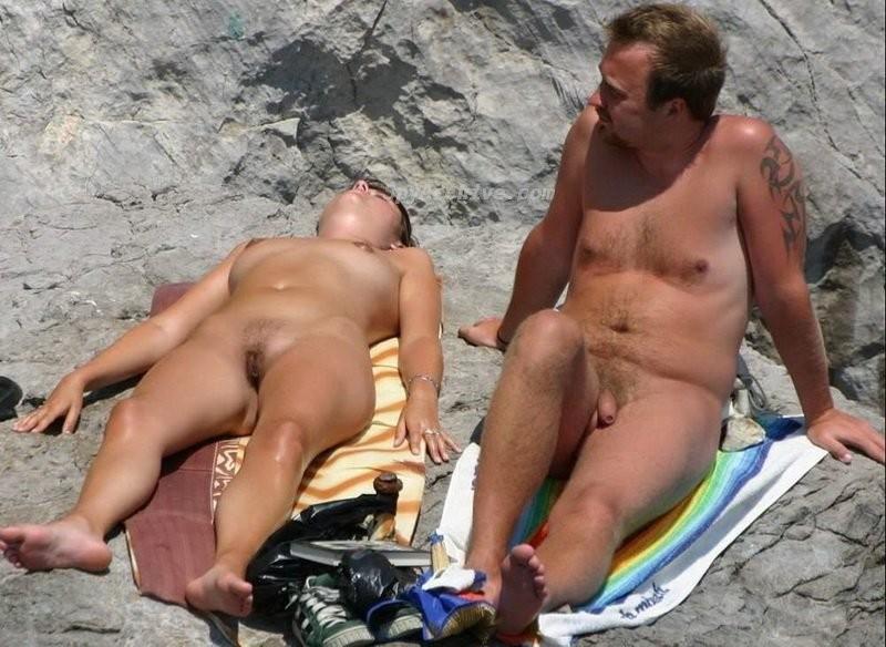 На пляже - Галерея № 3500504