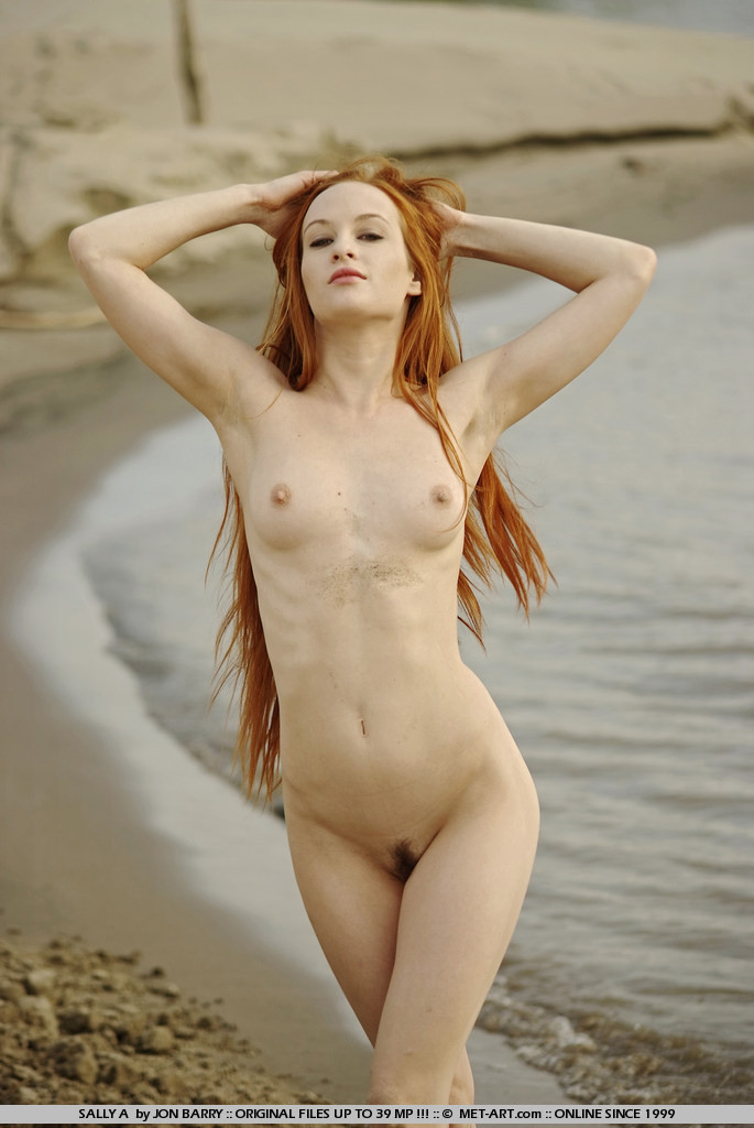Ten most beautiful redheads
