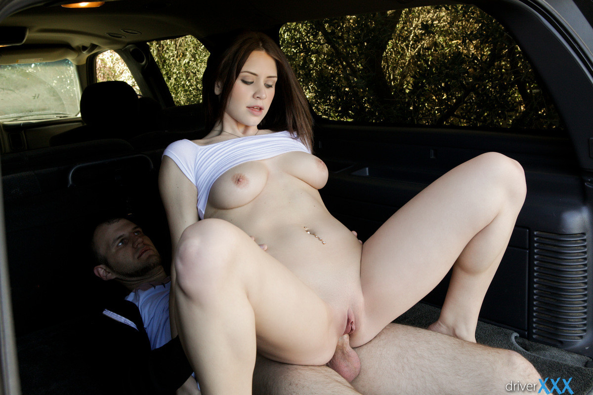 Fucking my daughter in the car
