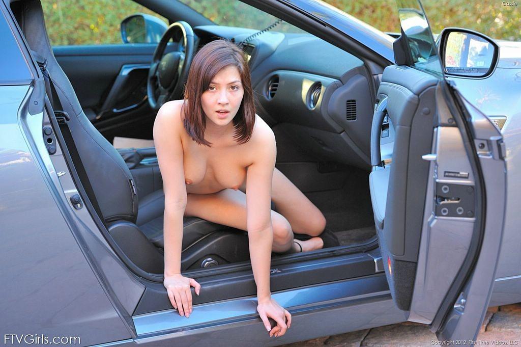 В машине - Галерея № 3171385