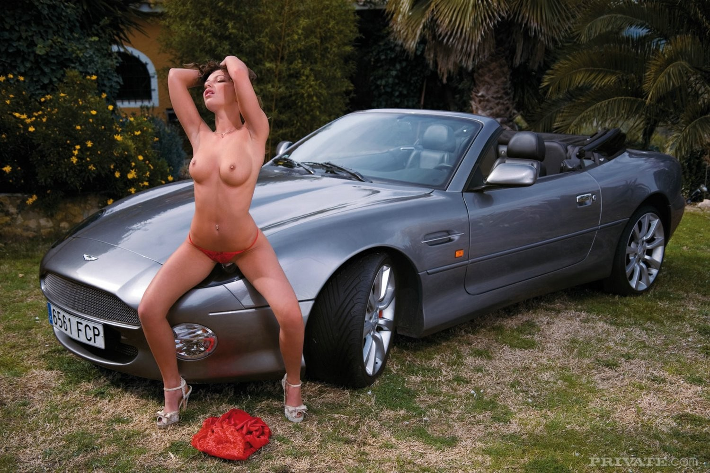 Florina Rose - В машине - Галерея № 3272711